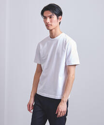 <UNITED ARROWS> シルケット カットソー
