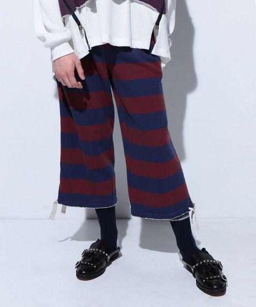 2019年新作入荷 【セール】CUT WIDE OFF WIDE SWEAT PANTS(パンツ) SWEAT|FACETASM(ファセッタズム)のファッション通販, ユウバリシ:5d48b5fd --- skoda-tmn.ru