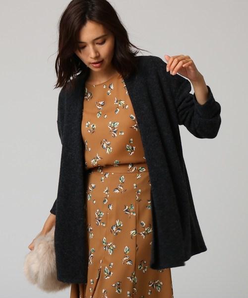 公式の  パイルトッパーカーディガン(カーディガン)|UNTITLED(アンタイトル)のファッション通販, ポンコタンオンライン:43cc58a1 --- theothermecoaching.com