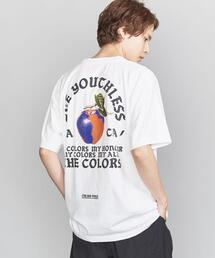 <THE YOUTHLESS(ザ ユースレス)> APPLE T/Tシャツ