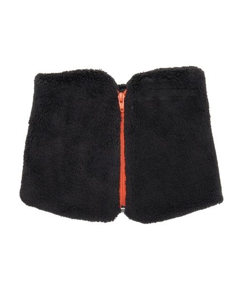 Zipped Fleece Neck Warmer