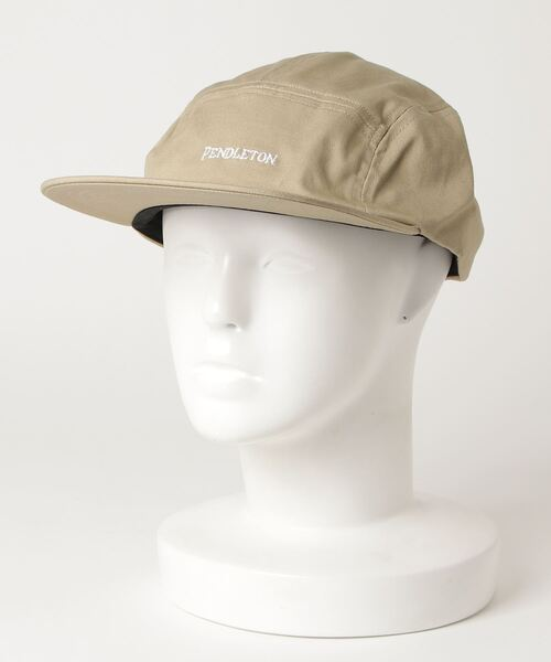【 PENDLETON / ペンドルトン 】 EMB JET CAP / ロゴ刺繍 ジェットキャップ