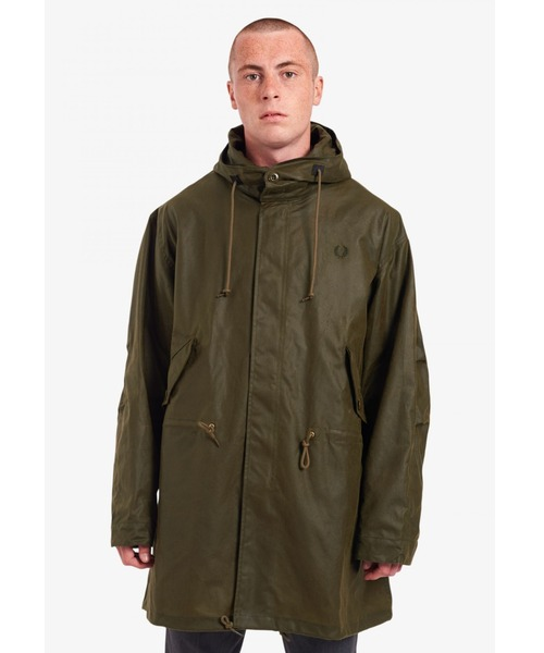 Made In England Parka