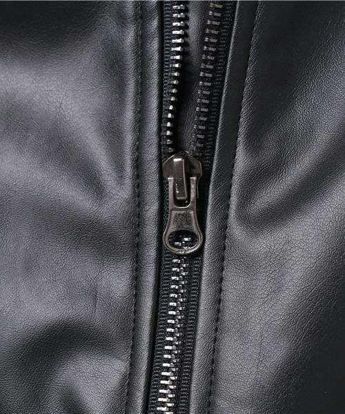 「INASTUDIOS SELECT」シングルライダースジャケット