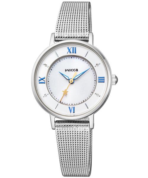 ランキング第1位 wicca ウィッカ ソーラーテック ウィッカ メッシュバンドモデル(腕時計)|wicca(ウィッカ)のファッション通販, Re-LSHOP 〔リエルショップ〕:3fcf9a97 --- skoda-tmn.ru