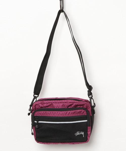 08315de6d4af STUSSY(ステューシー)の「Diamond Ripstop Shoulder Bag(ショルダーバッグ)」|