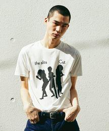 THE SLITS/CUT pt Tシャツ