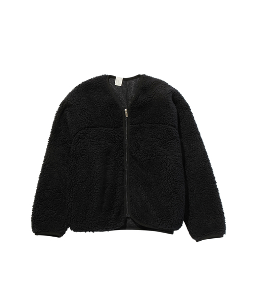 FALL2019 FLEECE BLOUSON