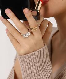 PHILIPPE AUDIBERT ブレードリング SIL / Murray ring / フィリップオーディベール / 指輪