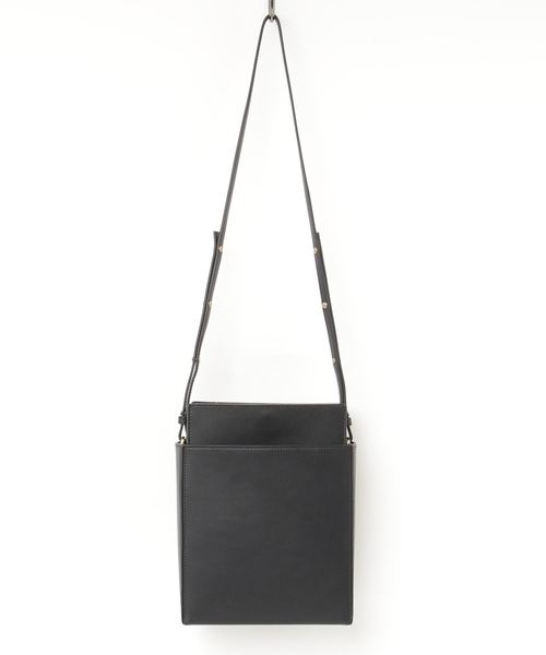 【 rokh 】 'THE MEDIUM' FILE BAG WITH THREE POUCHES