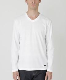 BLACK LABEL CRESTBRIDGE(ブラックレーベル・クレストブリッジ)のシャドークレストブリッジグレンチェックカットソー(Tシャツ/カットソー)