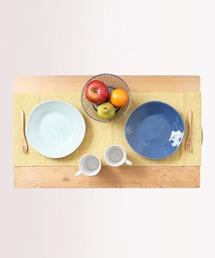 【 FRIENDSHILL / フレンズヒル 】タワラ テーブルランナー FRH・・イエロー