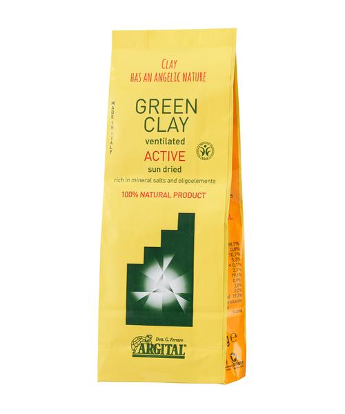 J'attache organic(ジャタッシュオーガニック)の「ARGITAL / グリーンクレイパウダー アクティブ(パック/フェイスマスク)」|その他