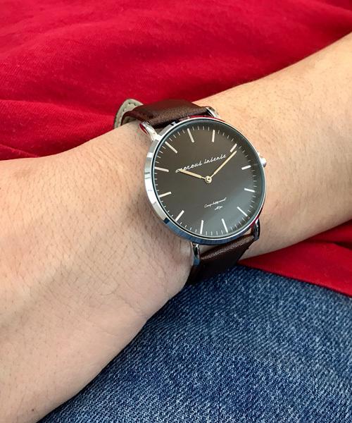 【セール】[GISELe掲載商品]レザーウォッチ(腕時計)|amorous ...