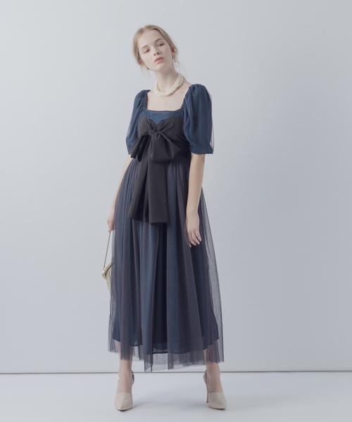 【LA BELLE ETUDE】2Wayドレス