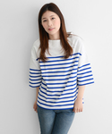 URBAN RESEARCH DOORS WOMENS | ORCIVAL RC01 RACHEL NEW MULTI(Tシャツ・カットソー)