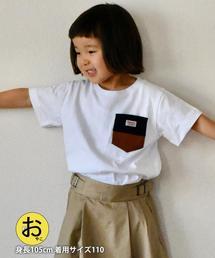 【リンクコーデ・coen キッズ / ジュニア】SMITH'S別注ポケットTシャツ