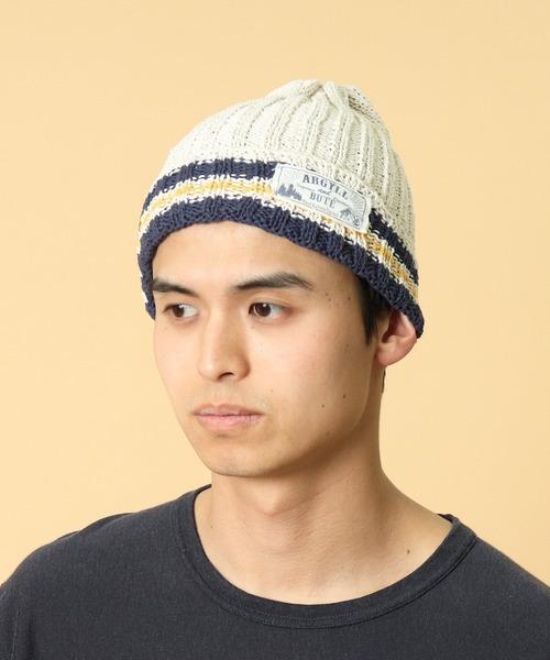∴C TILDEN 2×2 WATCH/ チルデンニット帽