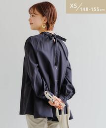 [ XS / H148-155cm ]★★FFC ボリューム ソデ ブラウス