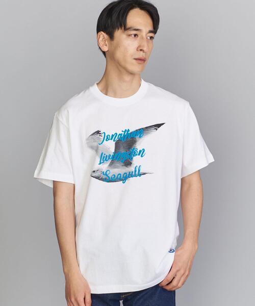<MAP OF SKY(マップ オブ スカイ)> Tsubame T/Tシャツ