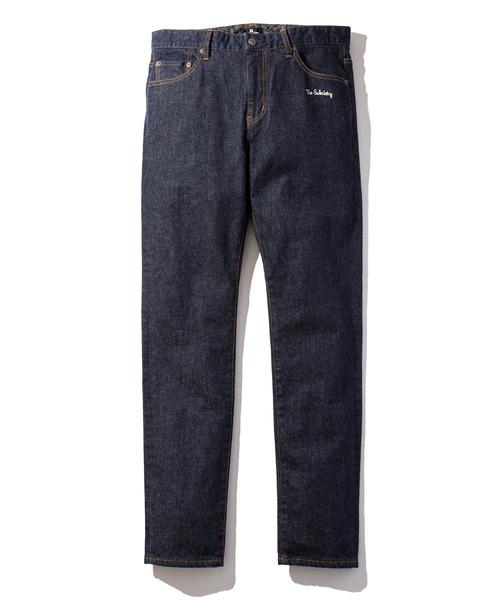高質 SKINNY PANTS(デニムパンツ) Subciety(サブサエティ)のファッション通販, 京都西陣 iroha:f646f206 --- munich-airport-memories.de