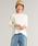 MAYSON GREY(メイソングレイ)の「スターリンクス編みクルーニットプルオーバー(ニット/セーター)」|ホワイト