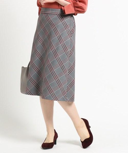 人気ブラドン 【STORY10月号掲載】ツィーディーチェックスカート(スカート) Reflect(リフレクト)のファッション通販, へらへとかさい:298d0218 --- pyme.pe