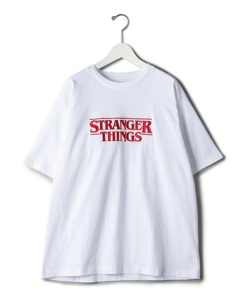 【別注】 <STRANGER THINGS> TEE 1/Tシャツ
