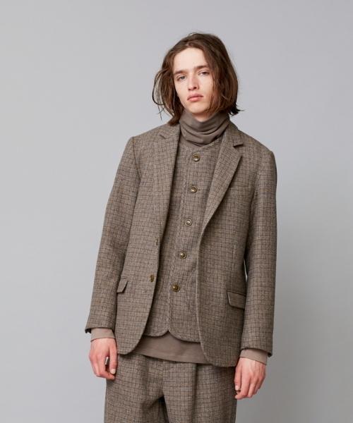【国際ブランド】 【セール】TROVE 2018AW/ RUUTUKA/ JKT(テーラードジャケット) RUUTUKA|TROVE(トローヴ)のファッション通販, 超大特価:22e63446 --- blog.buypower.ng