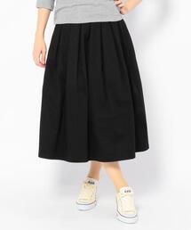 GRANDMA MAMA DAUGHTER(グランマママドーター)のGRANDMA MAMA DAUGHTER/グランマママドーター プリーツスカート(スカート)