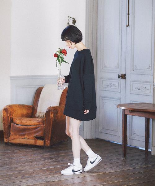 【Nora Lily】ビッグプルオーバー(UNISEX)