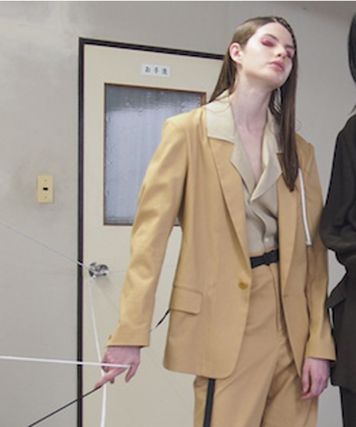 【Edwina Horl】  tailored jacket