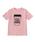 b・ROOM(ビールーム)の「【WEB限定】アソート柄半袖Tシャツ�A(Tシャツ/カットソー)」 サーモンピンク