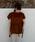 1er Arrondissement(プルミエアロンディスモン)の「タイプライターバックフォルムブラウス(シャツ/ブラウス)」|ブラウン