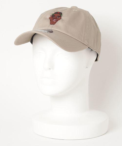 【 EBBETS FIELD FLANNNELS / エベッツフィールドフランネルズ 】伊藤タケヒロ Embroidery CAP