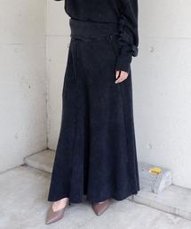 ブリーチマキシスカートブラック