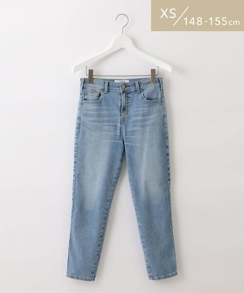 [ XS / H148-155cm ][ サムシング ]★★SC SOMETHING ForSmall SLIM デニム パンツ <ライトブルー・コバルト>