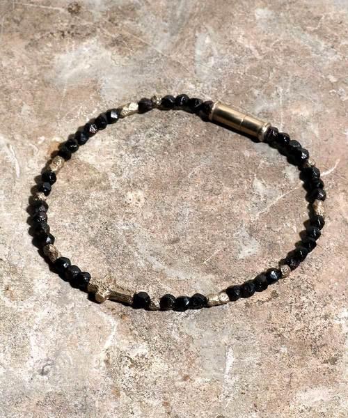 Vintage German beads anklet