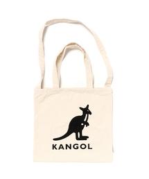 KANGOL(カンゴール)の【KANGOL/カンゴール】 キャンバス トート バッグ 「2WAY」(トートバッグ)