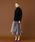 UNITED TOKYO(ユナイテッドトウキョウ)の「ホールガーメントタートルスクエアニット(ニット/セーター)」|詳細画像
