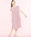 une nana cool(ウンナナクール)の「布帛チェック ワンピースパジャマ(ルームウェア/パジャマ)」|詳細画像