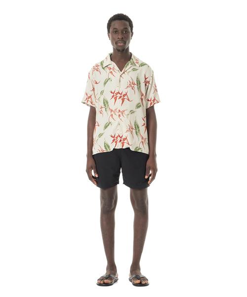 Sandinista(サンディニスタ)の「Rayon Open Collar Aloha S/S Shirt / アロハレーヨンシャツ(シャツ/ブラウス)」|詳細画像