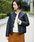 Traditional Weatherwear(トラディショナルウェザーウェア)の「ARKLEY(ノーカラージャケット)」|ネイビー