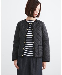 Traditional Weatherwear(トラディショナルウェザーウェア)のARKLEY(ノーカラージャケット)