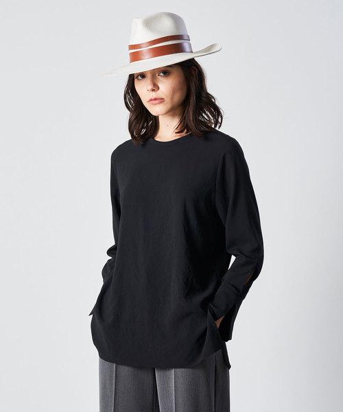 大特価放出! シフォンクルーネックブラウス(シャツ/ブラウス)|Whim Whim Gazette(ウィムガゼット)のファッション通販, 上宝村:fc1329d1 --- 5613dcaibao.eu.org