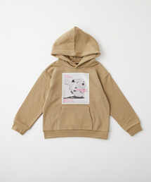 【KIDS】ピカチュウ フォトプリントパーカ(パーカー)