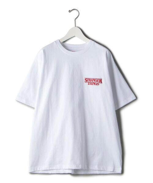 【別注】 <STRANGER THINGS> TEE 3/Tシャツ
