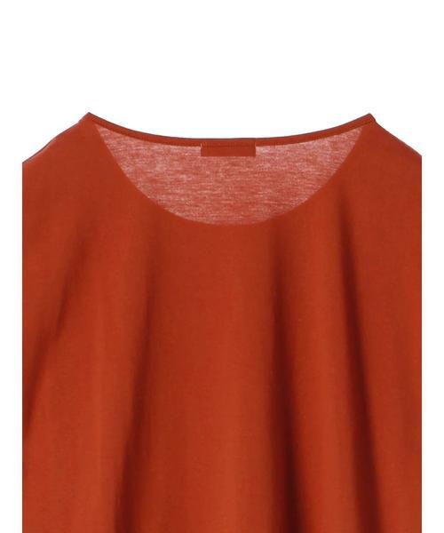 ・裾絞りプルオーバー