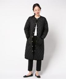 Traditional Weatherwear(トラディショナルウェザーウェア)のARKLEY LONG(ノーカラージャケット)