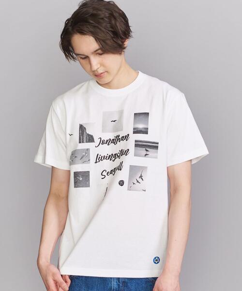 <MAP OF SKY(マップ オブ スカイ)> Jonathan T/Tシャツ